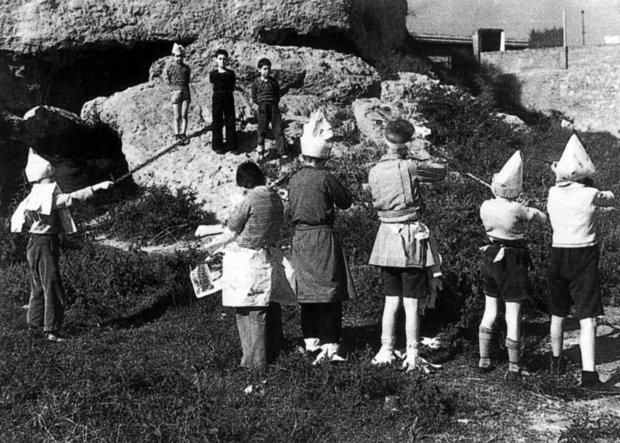 El legado de Centelles  - Juego de niños