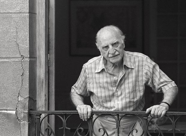 El escritor Francisco Ayala