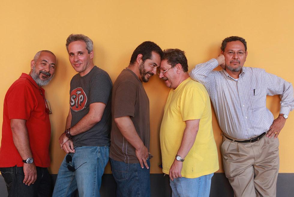 Escritores en el Festival de la Palabra de San Juan de Puerto  Rico
