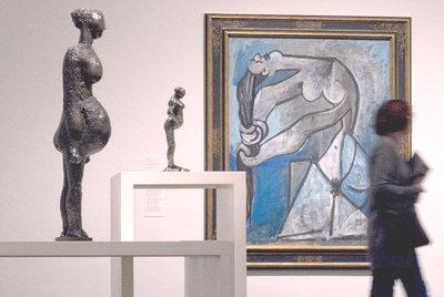 Picasso frente a Degas
