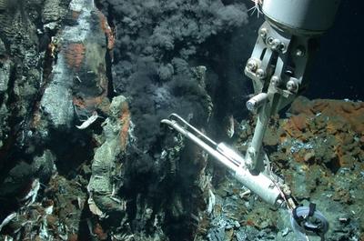 Yacimiento submarino