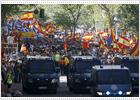 AVT March Against ETA