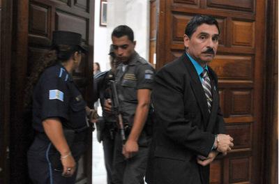 6.060 años de prisión por una matanza en Guatemala
