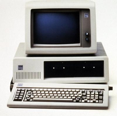 PC de IBM de 1981
