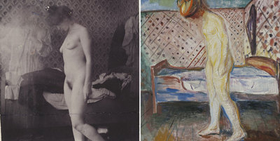 Munch se mira en el espejo del siglo XX