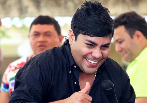 El cantante vallenato 'Churo' Díaz fue capturado en Santa Marta