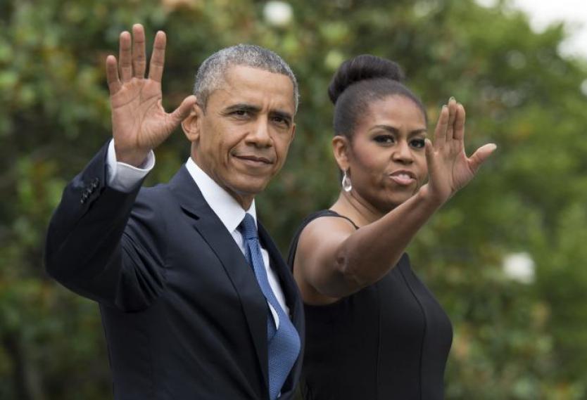 Los Obama negocian con Netflix para protagonizar una serie