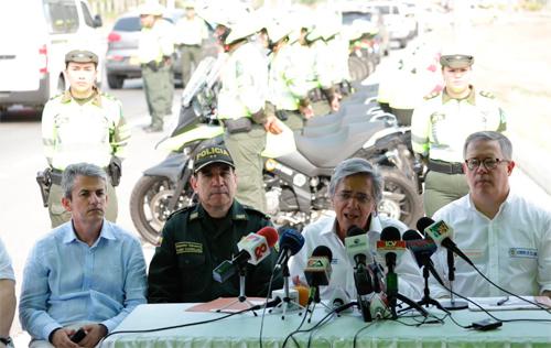Tras atentado a militares ecuatorianos, Santos convocó a Comisión Binacional Fronteriza