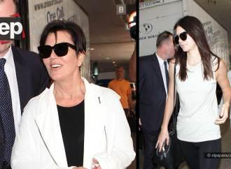 Kendall y Kris Jenner Combinadas