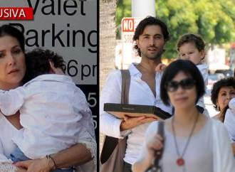 Captamos a Patricia Manterola con sus amores