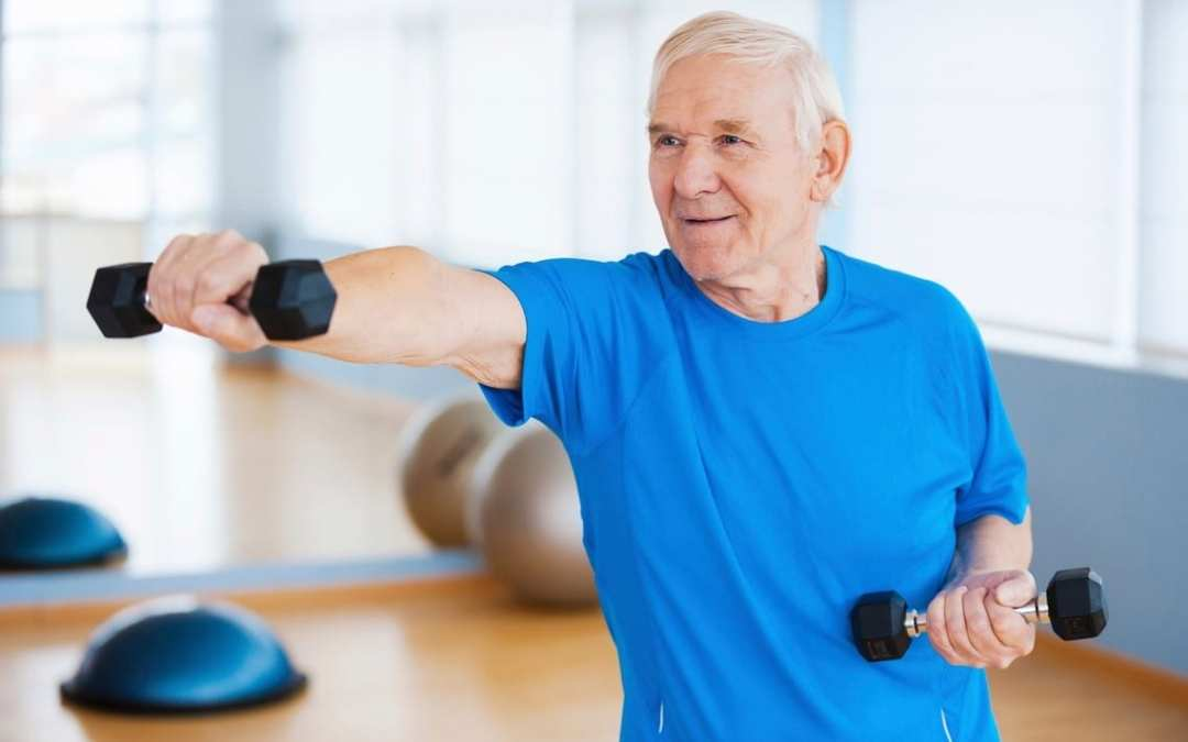 Participating in Physical Activity for Elderly Patients