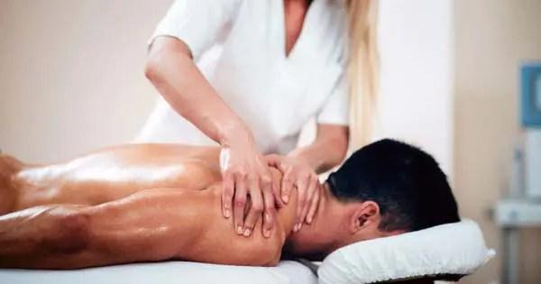 Trattamento di massaggio per la fibromialgia