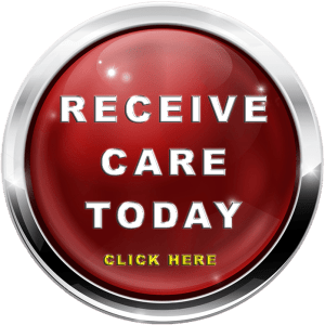 blog picture of red button with the words receive care today click here