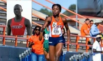 UTEP's Korir, Amusan Garner C-USA Athlete of the Year