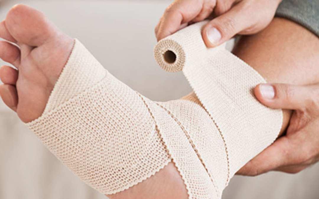 Lesioni comuni del tessuto soffici causate dal trauma