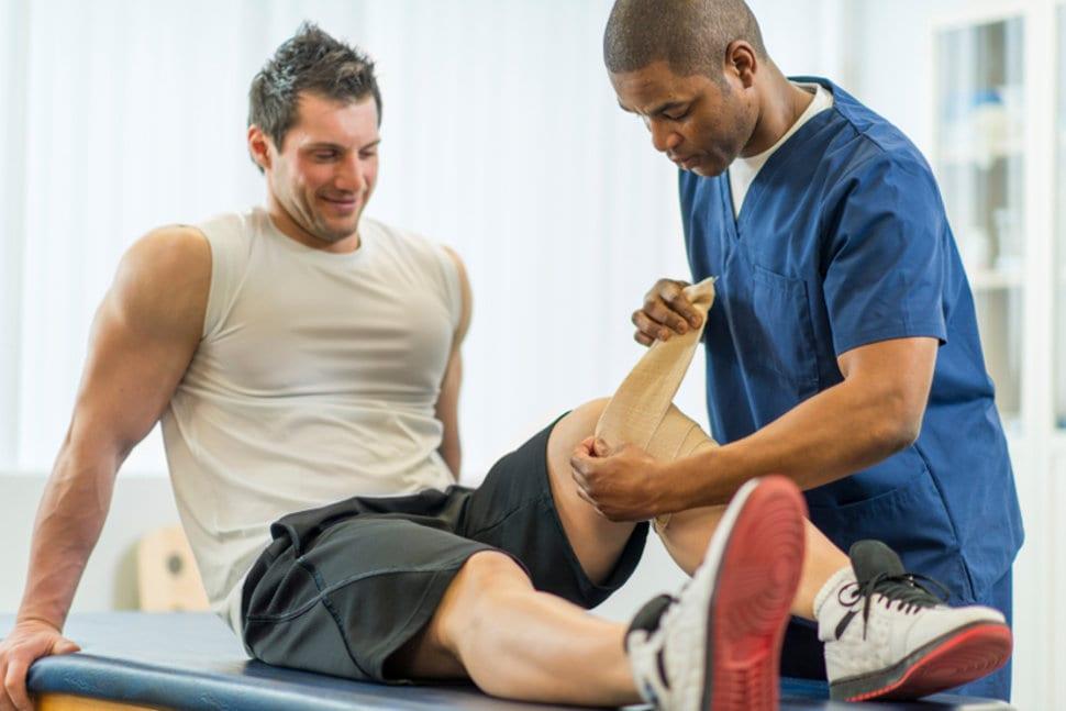 Lesioni sportive e effetti psicologici atletici Specialisti della terapia
