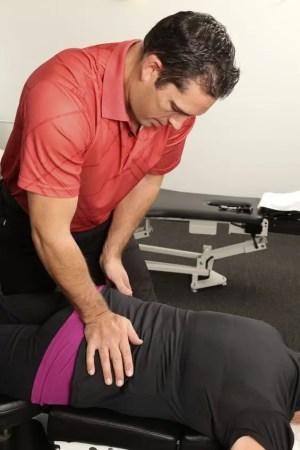 Chiropratica Re Regolazione El Paso, TX Clinica Indietro