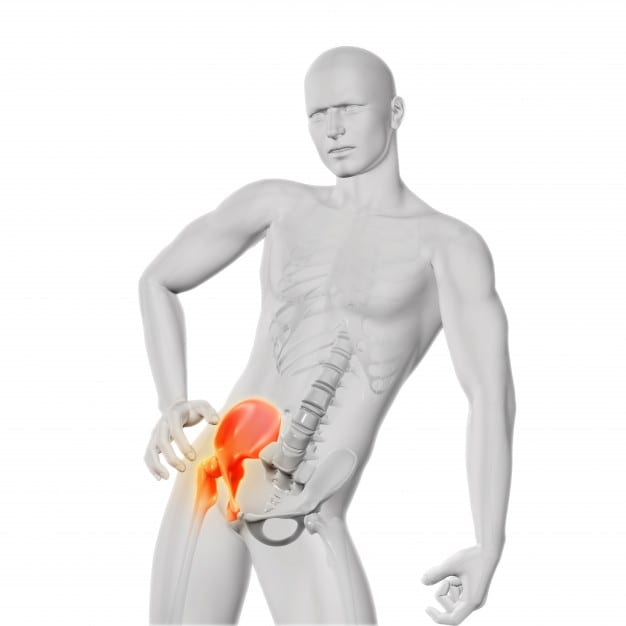 Hips Positioning And MRI Anatomy