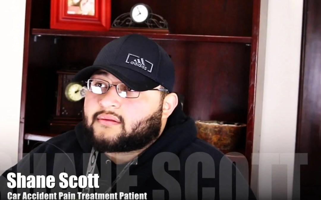 Tratamiento del dolor de cuello El Paso, TX | Shane Scott