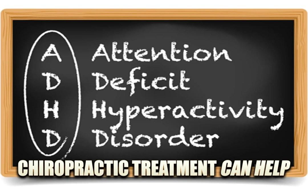 ADHD: il trattamento chiropratico può aiutare a El Paso, TX.