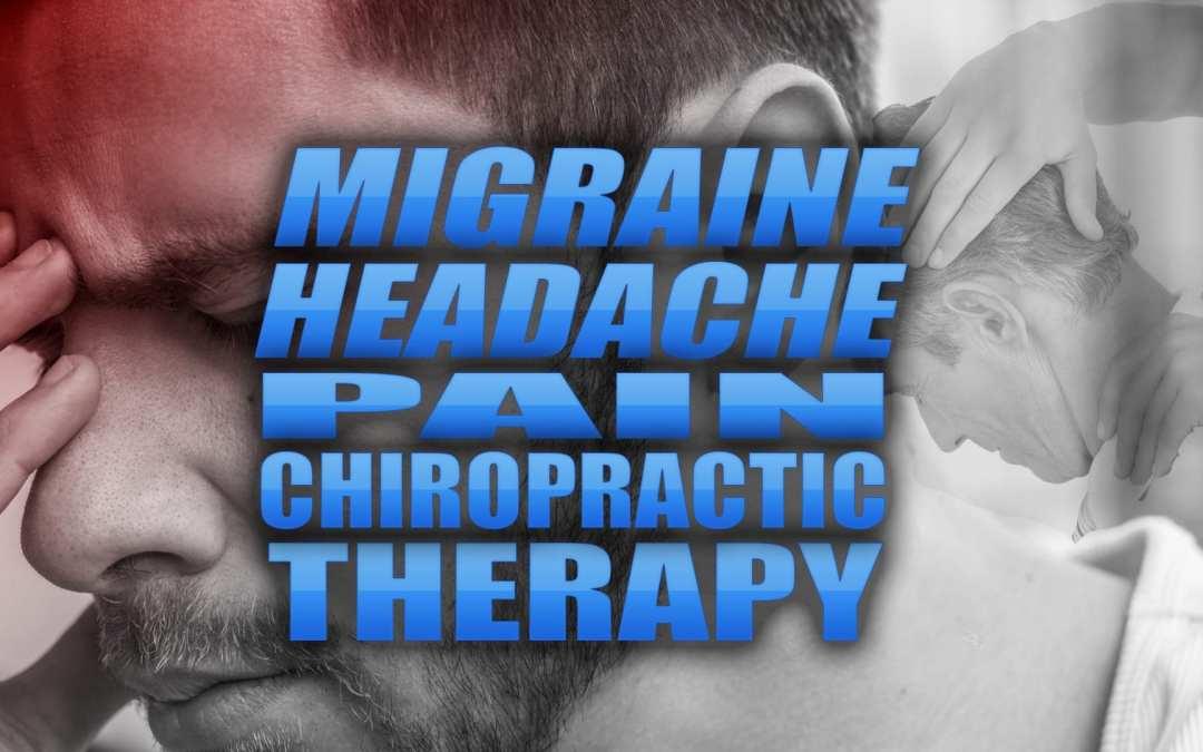 Terapia di chiropratica del dolore di emicrania a El Paso, TX
