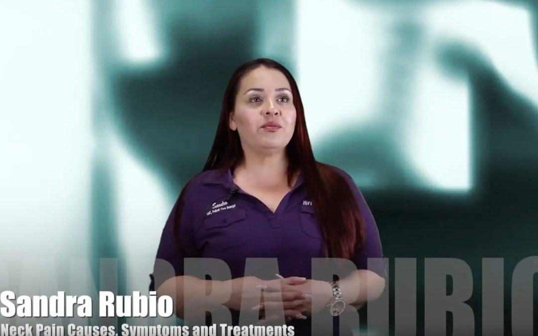 Trattamento del dolore cervicale Cura chiropratica a El Paso, TX. | video