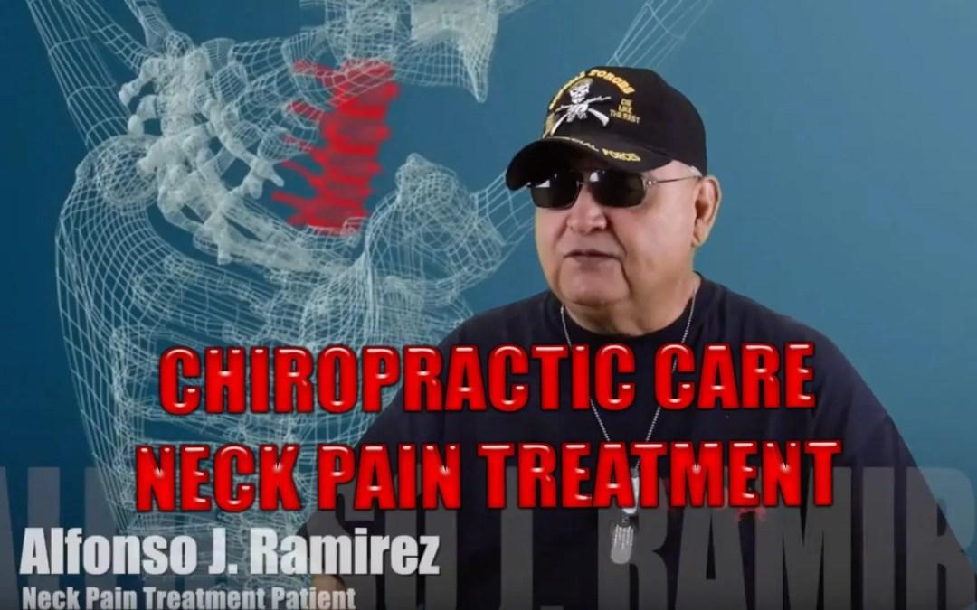 Chiropractic Care Neck Pain Treatment   El Paso, TX.   Video