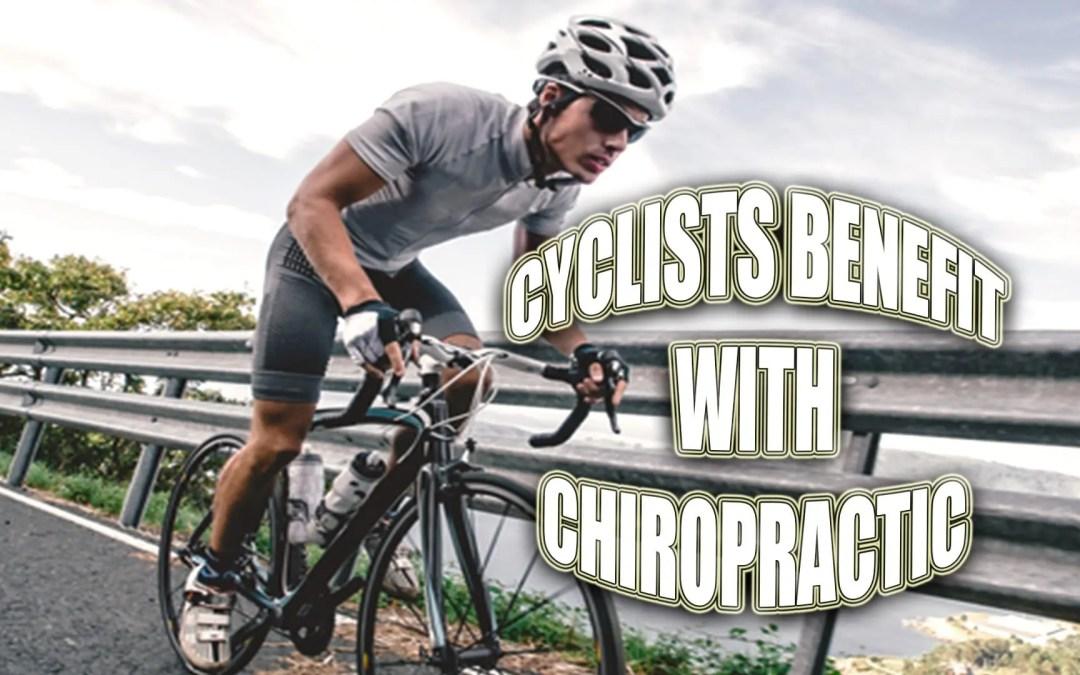 I ciclisti beneficiano della chiropratica | El Paso, TX.