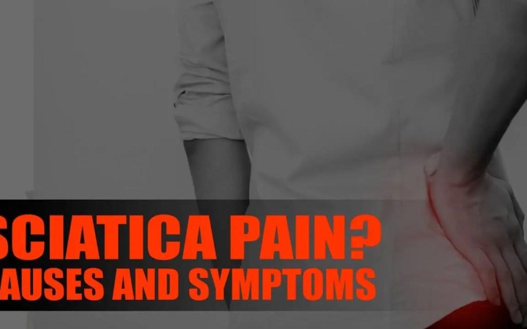 Síntomas y posibles causas de la ciática en El Paso, TX