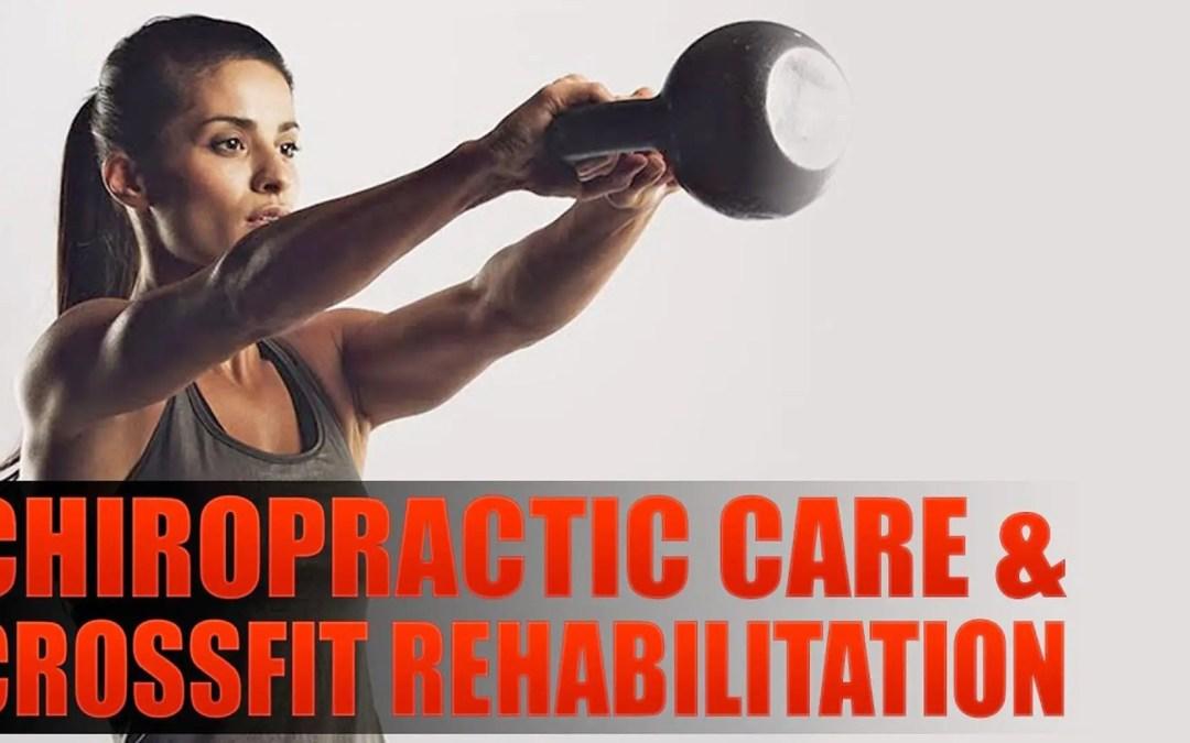 Crossfit Rehabilitation And Chiropractic | El Paso, TX. | Vídeo