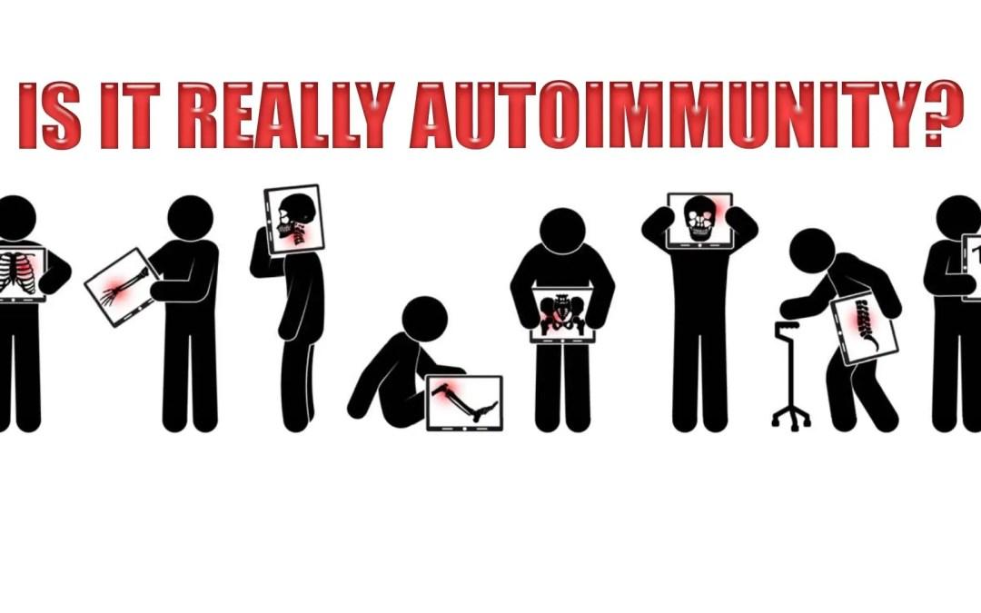¿Es realmente autoinmunidad? | El Paso, TX. | Parte I