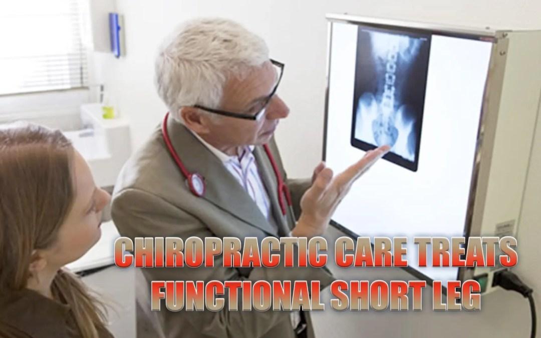 Funzionale gamba corta e cura chiropratica | El Paso, TX.