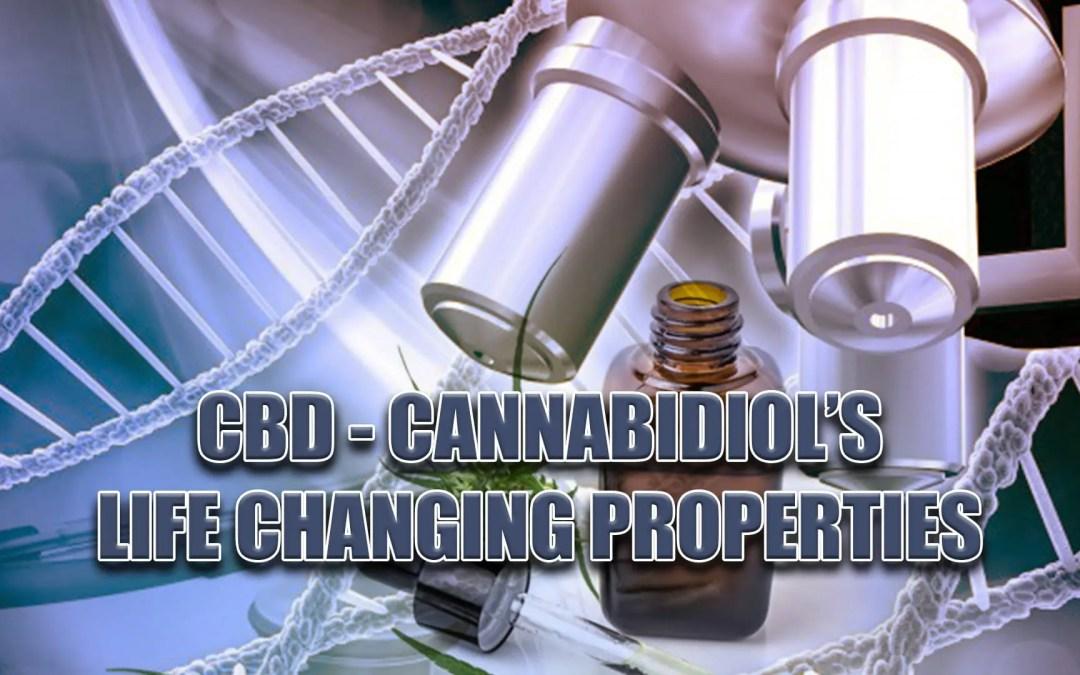 CBD - Le proprietà che cambiano la vita di Cannabidiolo