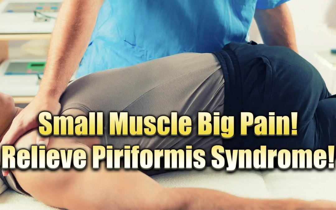 Piccolo muscolo provoca gravi dolori: alleviare la sindrome di Piriforme