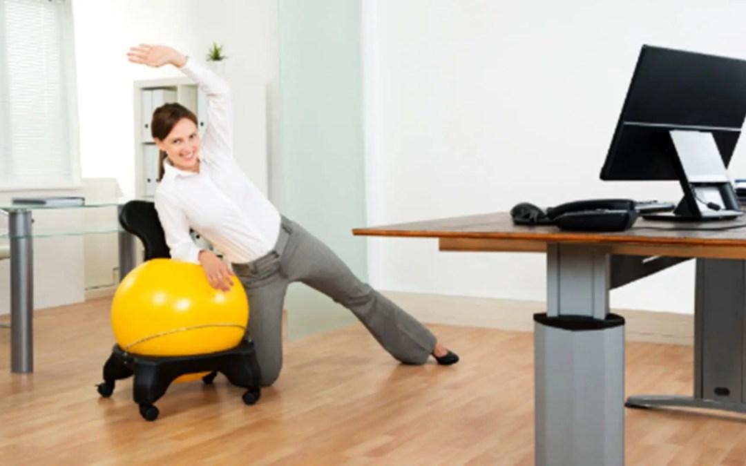 Incorporare il movimento sul posto di lavoro