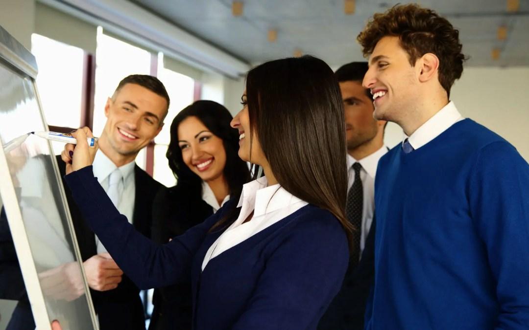 Casi di studio 4 che supportano il successo sul posto di lavoro
