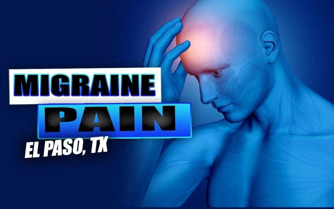 Migraine Pain Chiropractic Care | Video | El Paso, TX.