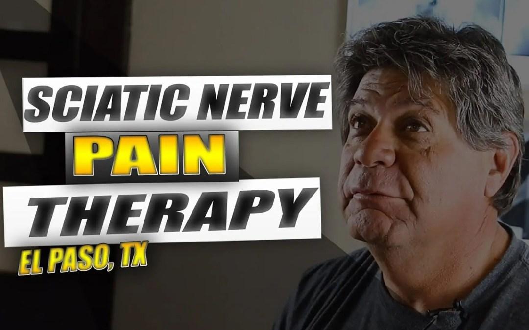 Trattamento del dolore ai nervi sciatico | Video | El Paso, Tx