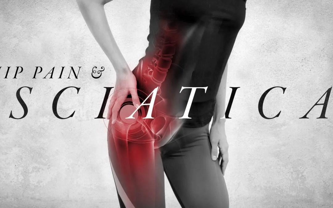 Dolore all'anca e sciatica