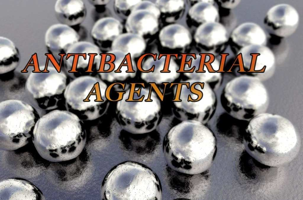 Silver the Antibacterial Agent
