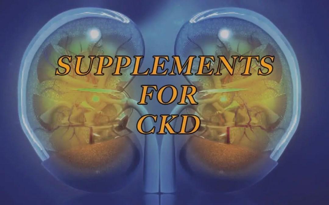 Supplementi 6 per la salute dei reni