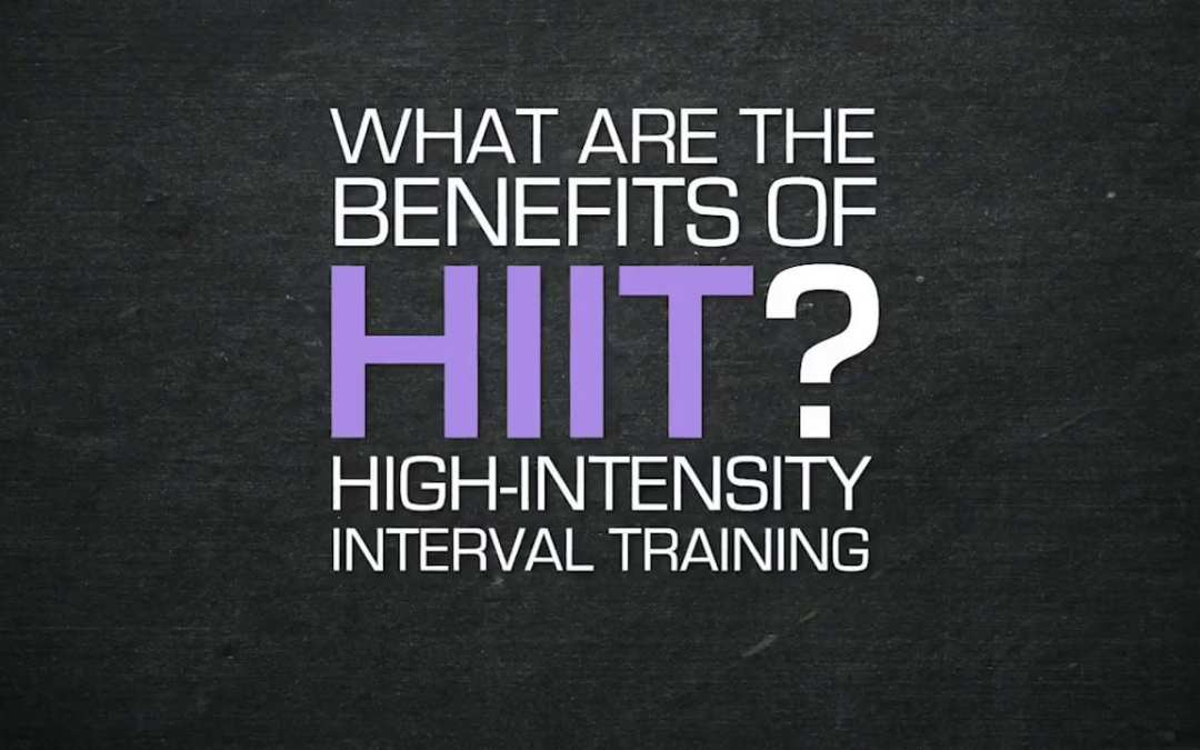 The Benefits of HIIT