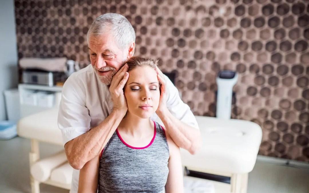 Terapia di diagnosi meccanica per dolore al collo El Paso, TX.