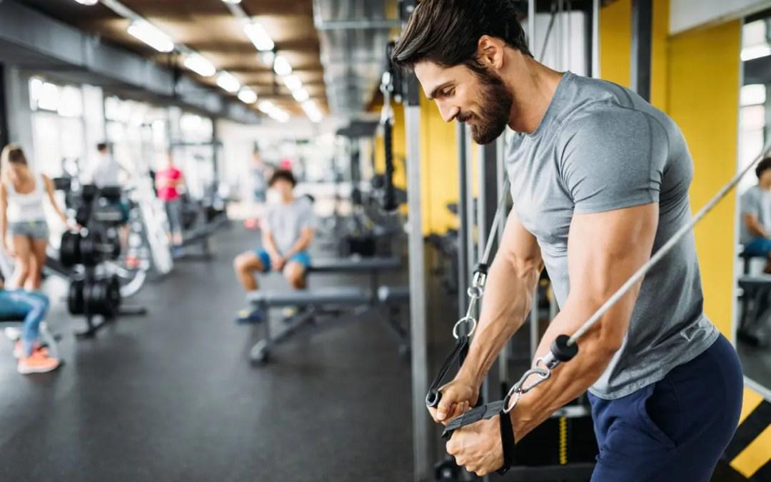 Sollevamento pesi e rafforzamento della colonna vertebrale El Paso, TX.