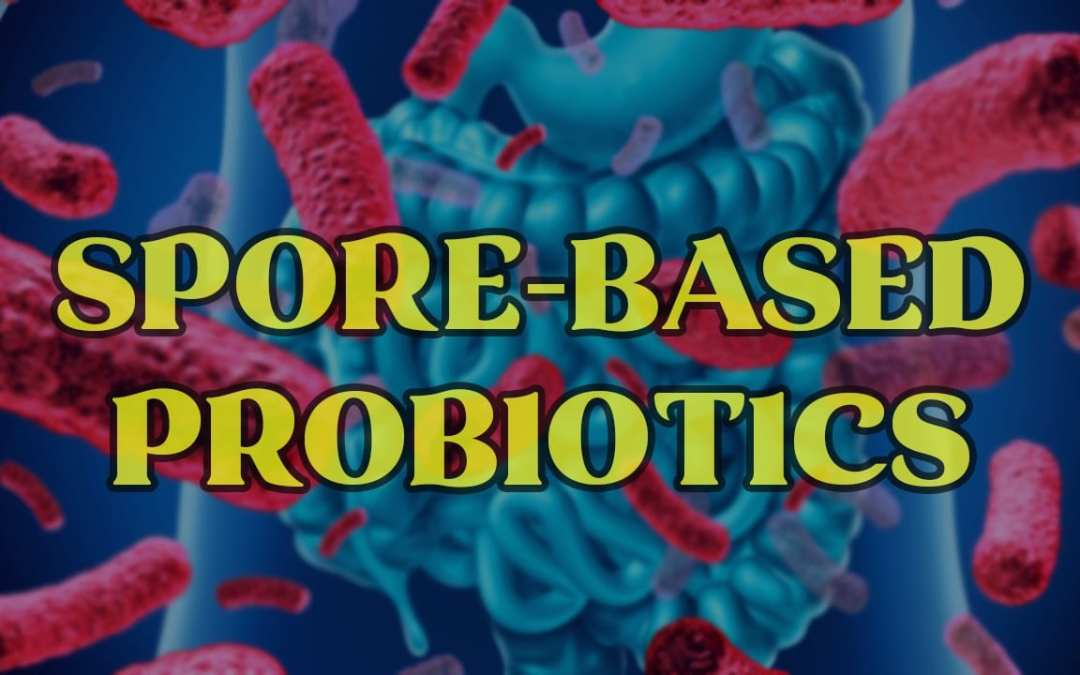 Probiotici a base di spore e The Gut