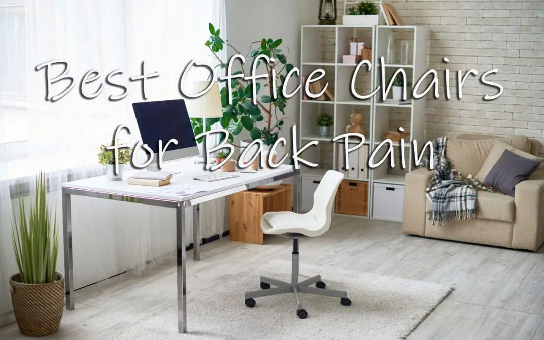 Le migliori sedie da ufficio per il mal di schiena