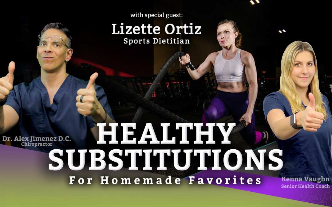 Podcast: Learning About Food Substitutions