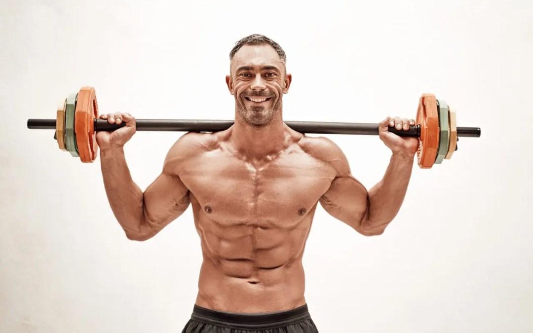 Invecchiamento sano dei muscoli del corpo