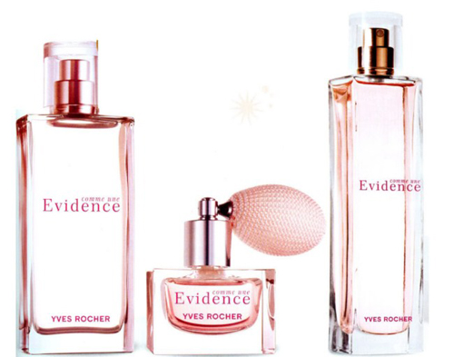 Evidence Comme Yves Une Rocher El Perfume De WHIED29