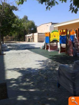 &lt;br /&gt;&lt;br /&gt;&lt;br /&gt;&lt;br /&gt;&lt;br /&gt;&lt;br /&gt;&lt;br /&gt;&lt;br /&gt;<br /> Finalizan las obras de adecuación del patio infantil del CEIP Orba